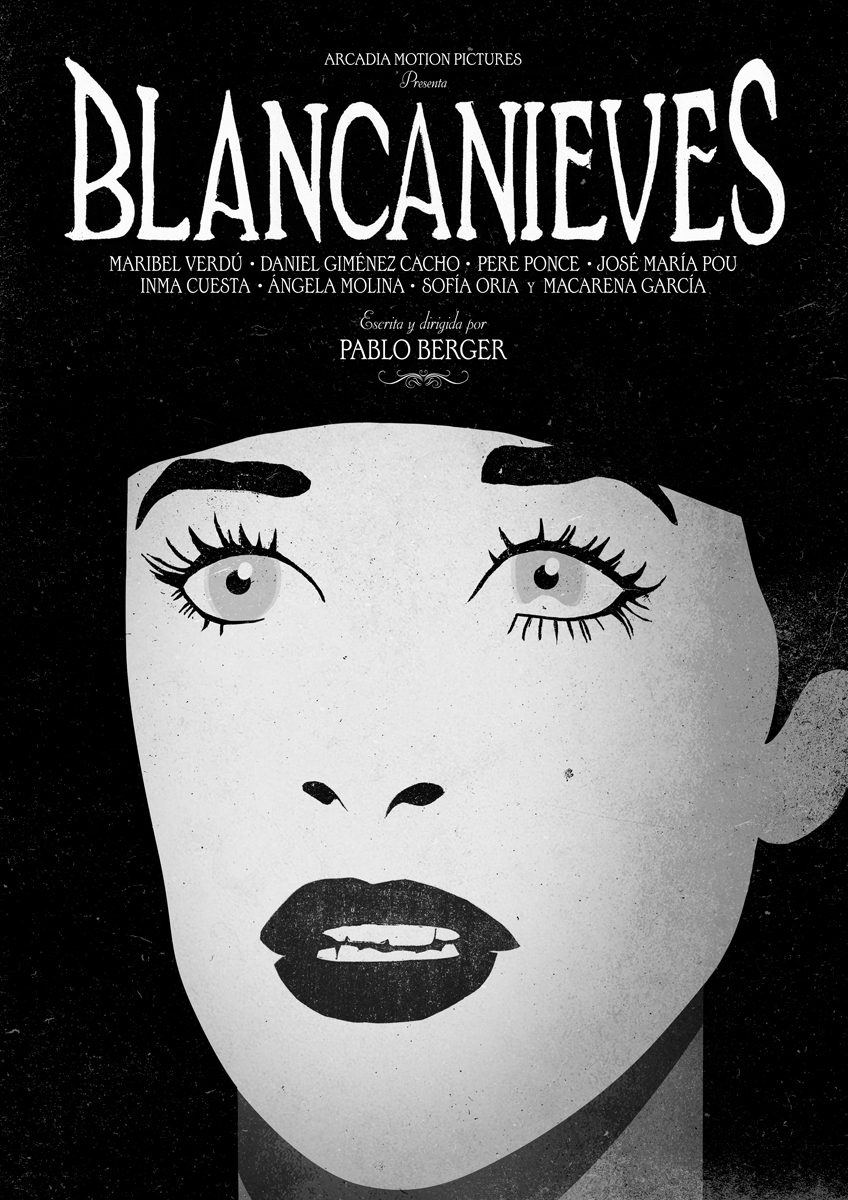 "Póster Liceo ""Blancanieves"" |Jordi Rins"