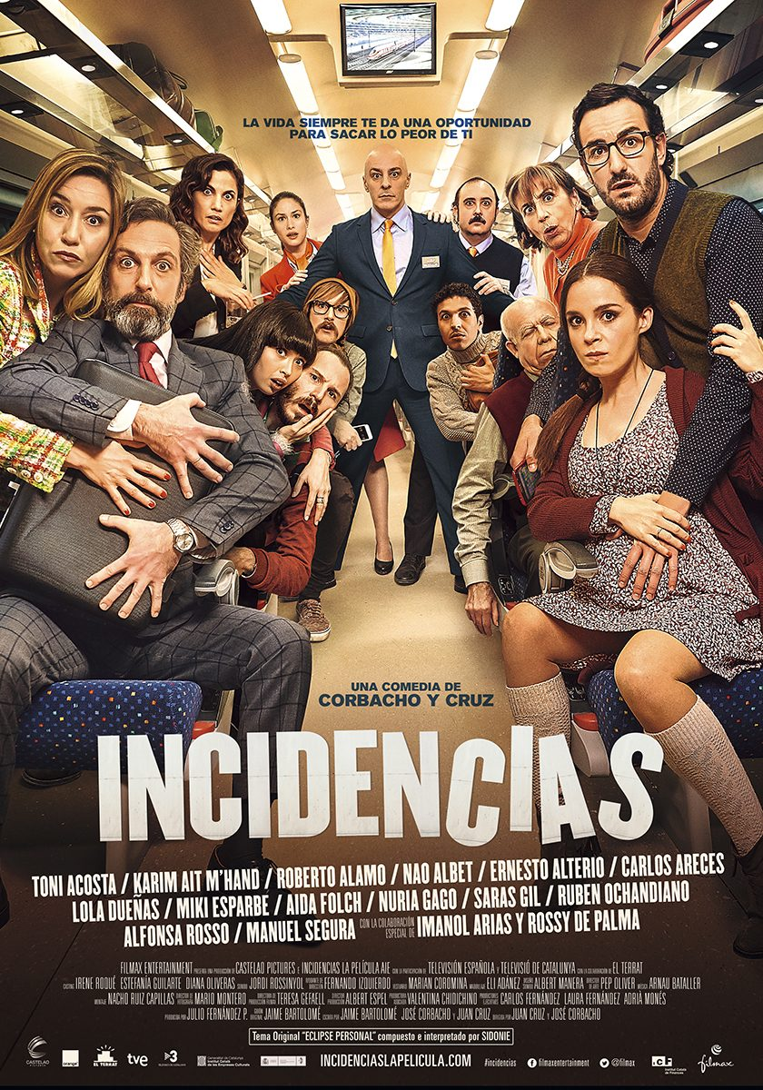 Incidencias | Jordi Rins
