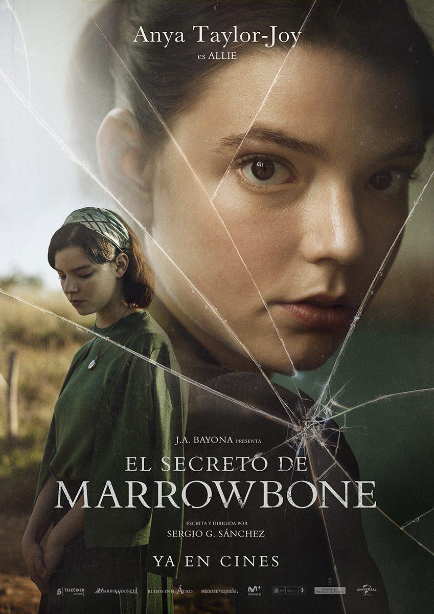 El secreto de Marrowbone |Jordi Rins
