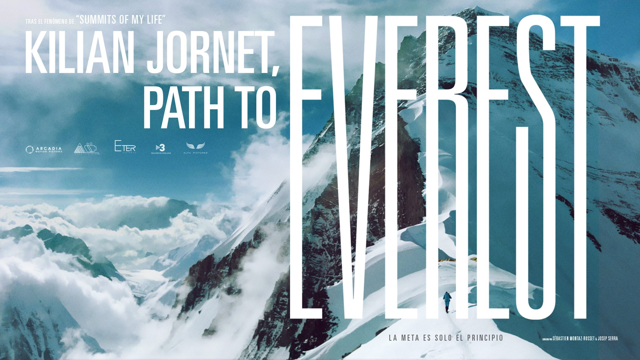 Kilian Jornet, Path to Everest | Jordi Rins